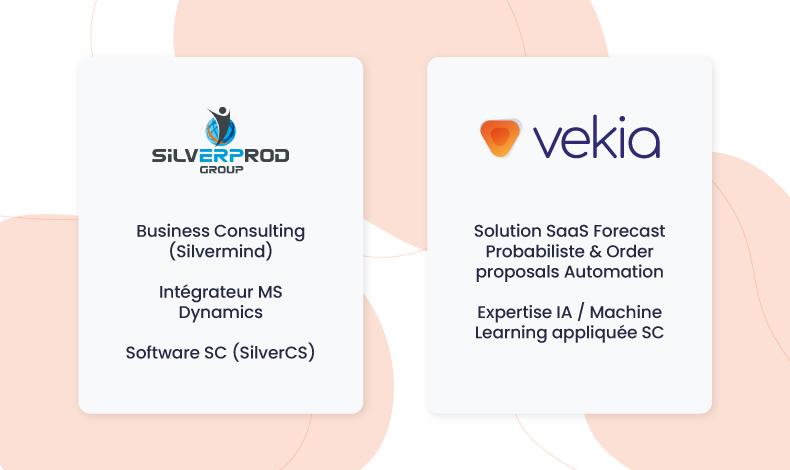 Partenariat Vekia et Silverprod